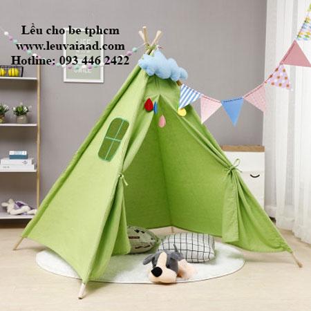 lều vải tphcm màu xanh lá cây
