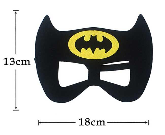 kính mắt của siêu anh hùng